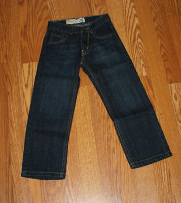 *NWT W/ FREE SHIPPING* Boys Levis 505 Regular Straight Leg (Sz. 5, 6, 7, & 8)