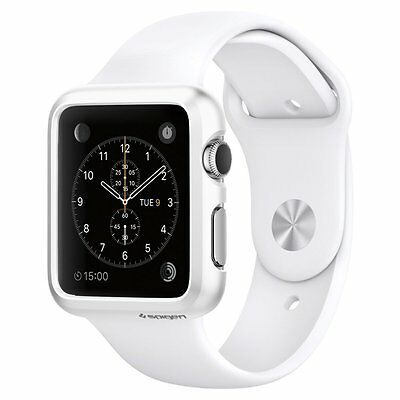 Spigen Thin Fit Apple Watch Case Premium Matte Finish Coating Apple Watch 42mm