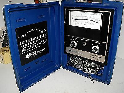 "Kent Moore Temperature Tester 14640 Robinair Manufacturing  ""GWO & Reliable"""