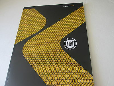 New 2016  Fiat 500X  Page Deluxe 68 Page Brochure