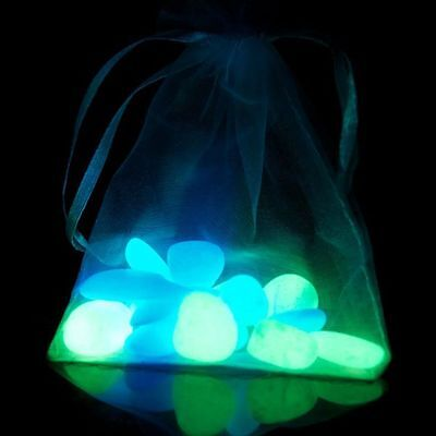 Fairy Rocks - Glowing bright, throughout the night! Premium grade glow stones!