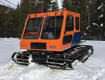 1999 VMC Right Track -  RTO1  Snowcat Snow Cat with 6-way blade (not pictured)