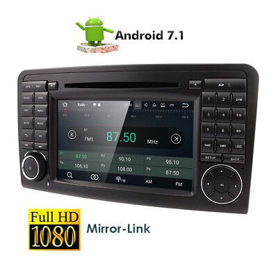 Android Car DVD 3G GPS Radio For 2005-2012 Mercedes Benz ML300 ML350 GL350
