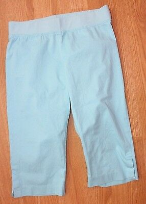 Motherhood Maternity Aqua Bermuda Shorts -Size S!