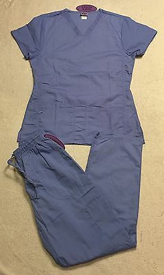 Nursing scrub  #1098 Vanessa New Blue