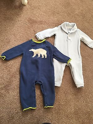 Baby Boy/Infant Ralph Lauren One-Piece Outfit And Gap 9-12 Months