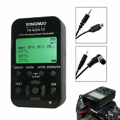 Yongnuo YN-622N-TX Wireless Controller Flash Trigger for Nikon D70 D80 D90