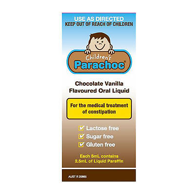 Children's Parachoc Emulsion 200Ml