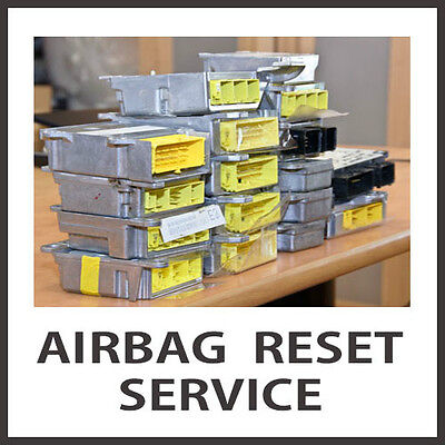 REPAIR SERVICE: Airbag Computer SRS Control Module RESET - All  Toyota SEQUOIA