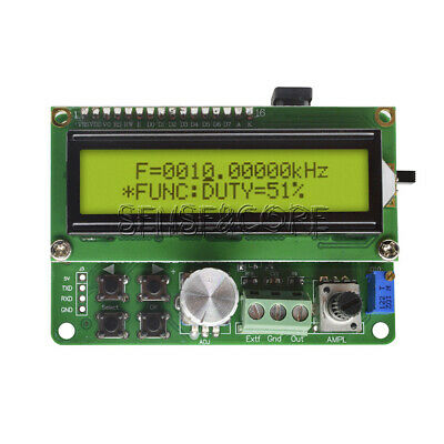 Signal Generator Module Sine/Triangle/Square Wave TTL Output DDS Function FY3012
