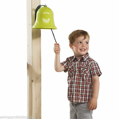 Bell Incl. Fittings*REAL SOUND* For Kids Climbing Frames/Tree Houses FREE P&P!