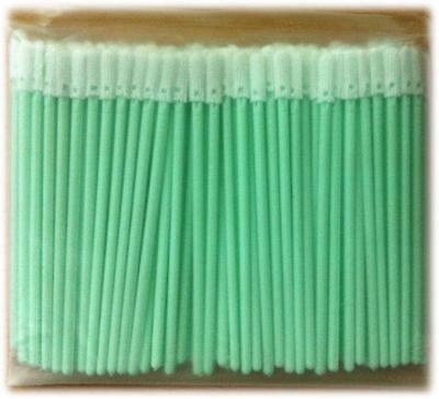 new 100pc ESD Cleanroom Swab Single cloth head Optical lens Swa With Long Handle