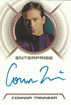Star Trek Enterprise Season 3: A7 Connor Trinneer autograph