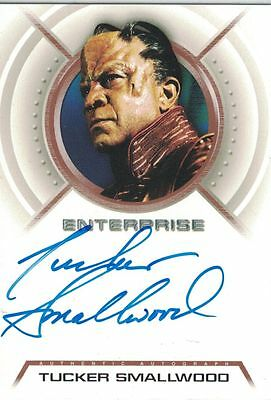 Star Trek Enterprise Season 3: A27 Tucker Smallwood autograph