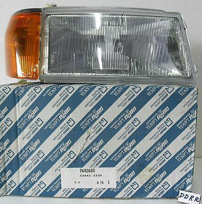 Faro Proiettore An. Destro ORIGINALE  FIAT UNO Headlight Front Right 7642685