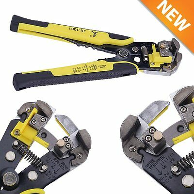Automatic Wire Stripper Crimping Pliers Cable Terminal Tool Multifunctional L8