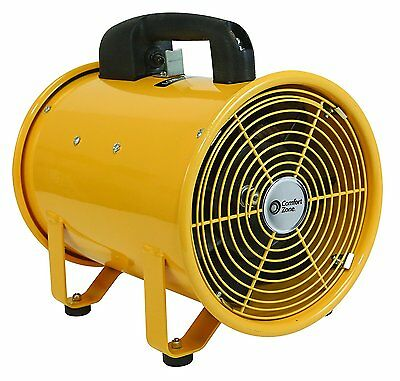 "8"" High Velocity Utility Blower Fan"