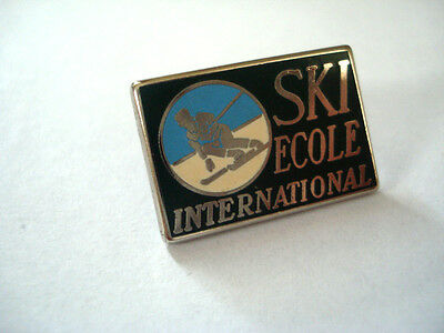 Pins Rare Ecole De Ski International