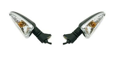 Coppia Frecce Anteriore Posteriore Bmw G650Gs 2011-2013 Indicators Replace