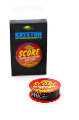 Kryston Score Super Heavyweight Leadcore 45lb 10m Spool