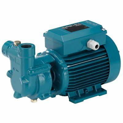 Self priming liquid ring pump CALPEDA CA60mE 0,15kW 0,2Hp 230V Heavy Duty Z4