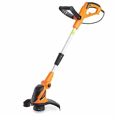 VonHaus 550W Electric Strimmer – Lightweight Powerful Corded Grass/Lawn Trimmer