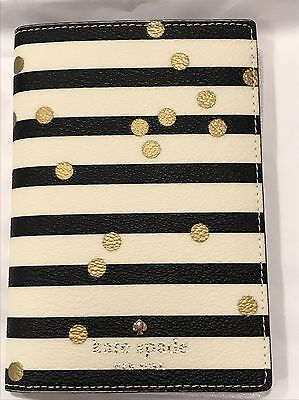 NWT Kate Spade Hawthorne Confetti Passport And Credit Card Holder
