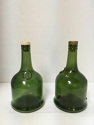 Lot of 2 collectible A.Rothschild France Wine bottles