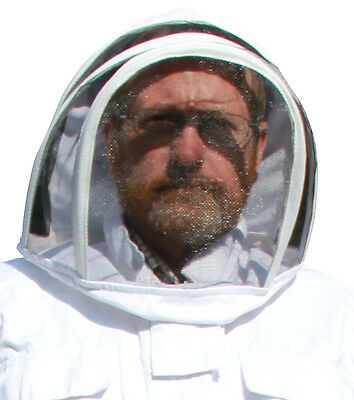 Spare Veil for Fencing Jacket or Suit -  Replacement Fencing Veil for Beekeeping