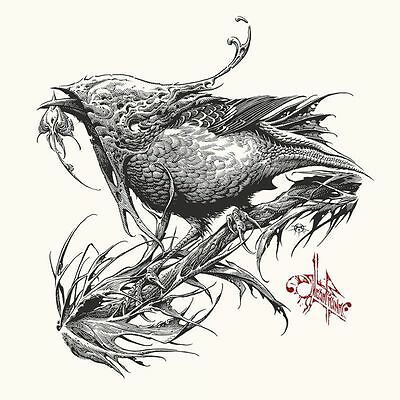 Aaron Horkey The Governor Print Edition of 100 Signed and Numbered