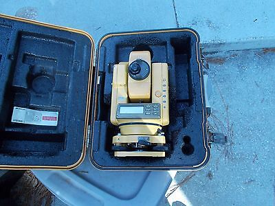 TOPCON GTS313  Electronic Total Station Series GTS300 No charger