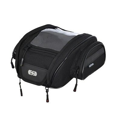 Oxford OL440 F1 M7 7L Litre Motorcycle Motorbike Magnetic Bike Tank Bag Luggage