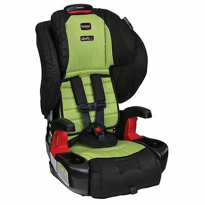 Britax Pioneer G1.1 Harness-2-Booster Car Seat, Kiwi New