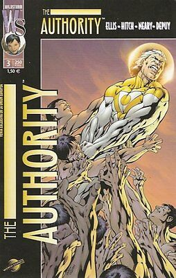 THE AUTHORITY vol. 1 - nº 03