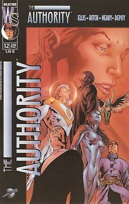 THE AUTHORITY vol. 1 - nº 12