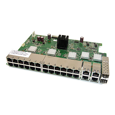 Cisco SF300-24 System Board 5508008228 REV:0