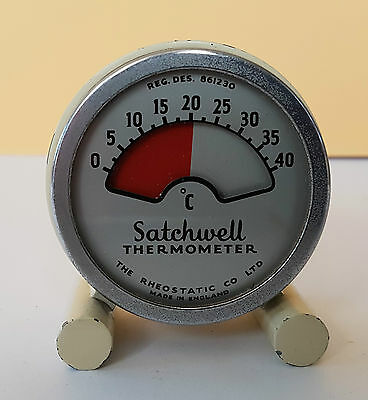 Satchwell Thermometer England
