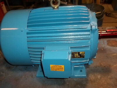New Electrim 15Hp Electric Motor 1170 Rpm Tefc 230/460 Volts 284T Frame