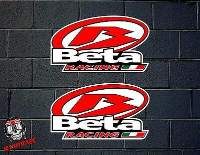 Pegatina Sticker Autocollant Adesivi Aufkleber Decal  Adesivo Beta Racing