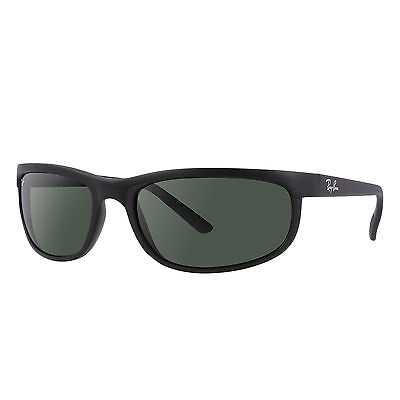 Ray-Ban RB2027 W1847 Pradator 2 Black Frame Green Classic 62mm Lens Sunglasses