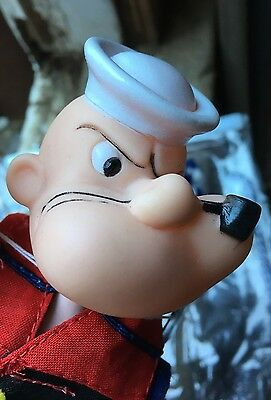Vintage Dakin Popeye Doll In Original Bag