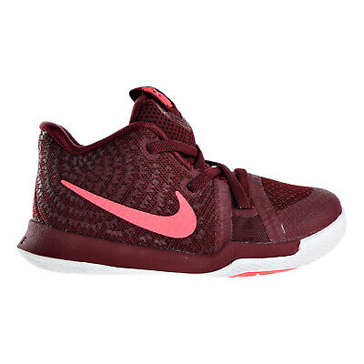 separation shoes 65c3d 6f5dd Nike Kyrie3 Infant Toddler Team Red White Hot Punch 869984-681