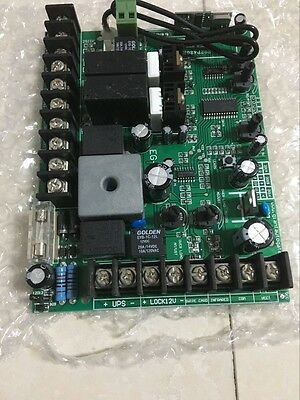 NSEE C4211/EG-20 24VDC Control PCB Board C01 Automatic Double Swing Gate Opener