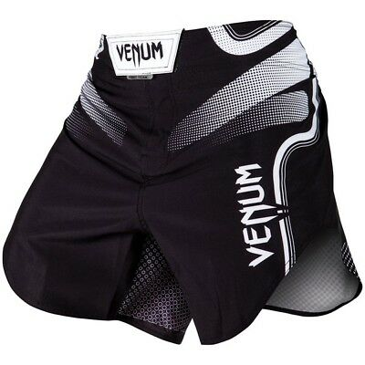 Venum  MMA Fight Shorts 'Tempest 2.0' Black/White