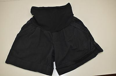 Motherhood Maternity Black Women's shorts size Small
