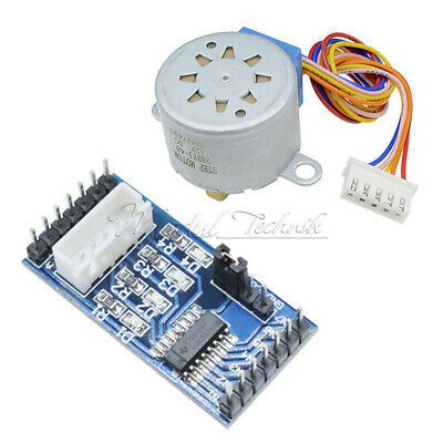 ULN2003 Stepper Motor Driver Module for Arduino+DC 12V Stepper Motor 28BYJ-48