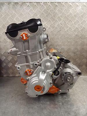 2010 Ktm Sxf 450 - Complete Engine *running* - Motocross Mx Offroad Enduro