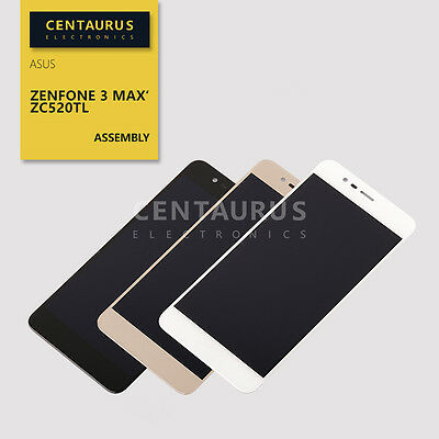 For Asus ZenFone 3 Max ZC520TL 5.2'' Assembly LCD Display Touch Screen Digitizer