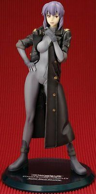 Ghost in the Shell S.A.C. Solid State Society Motoko Kusanagi 1/8 Scale PVC amaz