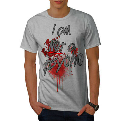 BN PSYCHO SPEED CRAZY MAD MEN HOT ROD ROADSTER CAMARO T-SHIRTS S M L XL 2XL 3XL